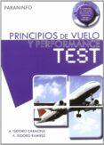 PRINCIPIOS DE VUELO Y PERFORMANCE: TEST - 9788428331715 - ANIBAL ISIDORO CARMONA
