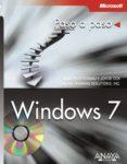 WINDOWS 7 PASO A PASO - 9788441526815 - JOYCE COX