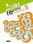 REPASA: CUADERNOS DE MATEMATICAS Y LENGUA 1º PRIMARIA - 9788444172415 - VV.AA.