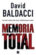 MEMORIA TOTAL (SERIE AMOS DECKER 1) - 9788466658515 - DAVID BALDACCI