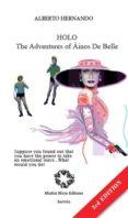 HOLO. THE ADVENTURES OF ÀINOS DE BELLE - 9788480103015 - ALBERTO HERNANDO