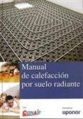 MANUAL DE CALEFACCION POR EL SUELO RADIANTE (ICLUYE CD) - 9788488393715 - VV.AA.