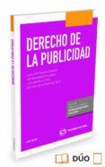 DERECHO DE LA PUBLICIDAD - 9788490990315 - CELIA MARTINEZ ESCRIBANO