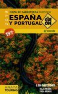 EL GUIÓN 1:340.000 (2019) MAPA DE CARRETERAS TURISTICO: ESPAÑA Y PORTUGAL - 9788491581215 - VV.AA.