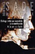 DIALOGO ENTRE UN SACERDOTE Y UN MORIBUNDO - 9788496752115 - MARQUES DE SADE