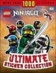 LEGO NINJAGO ULTIMATE STICKER COLLECTION - 9780241340325 - VV.AA.