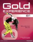 GOLD EXPERIENCE B1 STUDENTS  BOOK AND DVD-ROM PACK (EXAMENES) - 9781447961925 - VV.AA.