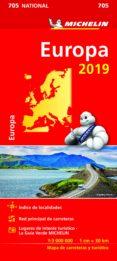 EUROPA 2019 (MAPA NATIONAL MICHELIN) - 9782067236325 - VV.AA.