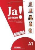 JA GENAU! A1 EJERCICIOS ADICIONALES - 9783060204625 - VV.AA.