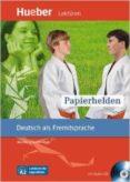 LESEH.A2.PAPIERHELDEN.LIBRO+CD - 9783198016725 - VV.AA.