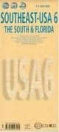 EE.UU. (6) SURESTE, MAPA DE CARRETERAS (ESCALA: 1:3.000.000) - 9783866093225 - VV.AA.