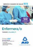 ENFERMERA/O DEL SERVICIO CANARIO DE SALUD. TEMARIO (VOL. 4) - 9788414225325 - VV.AA.