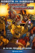 ROBOTS IN DISGUISE (TRANSFORMERS Nº 02) - 9788416244225 - BARBER GRIFFITH