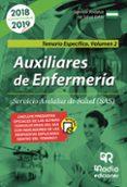 AUXILIARES DE ENFERMERIA DEL SAS. TEMARIO ESPECIFICO (VOL. 2) - 9788417439125 - VV.AA.