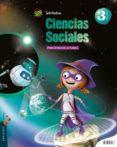 CIENCIAS SOCIALES 3º PRIMARIA PROYECTO SUPERPIXÉPOLIS ASTURIAS - 9788426393425 - VV.AA.