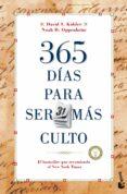 365 DIAS PARA SER MAS CULTO - 9788427040625 - DAVID S. KIDDER