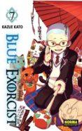 BLUE EXORCIST (VOL. 7) - 9788467909425 - KAZUE KATO