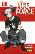 fire force 9-atsushi ohkubo-9788467933925