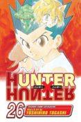 HUNTER X HUNTER 26 - 9788490945025 - YOSHIHIRO TOGASHI