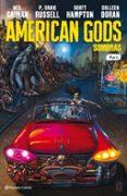 AMERICAN GODS SOMBRAS Nº 04/09 - 9788491467625 - NEIL GAIMAN