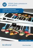 (i.b.d.) fases y procesos en artes gráficas. argp0110 - tratamiento y maquetación de elementos gráficos en preimpresión-alvaro torres rojas-9788491984825