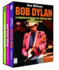 BOB DYLAN (PACK BIOGRAFIA DEFINITIVA) - 9788496222625 - PAUL WILLIAMS