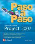 PROJECT 2007 PASO A PASO - 9789701062425 - ELAINE MARMEL