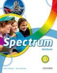 SPECTRUM 1 WORKBOOK - 9780194852135 - VV.AA.