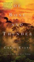 of bone and thunder-chris evans-9781451679335
