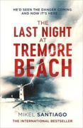 the last night at tremore beach-mikel santiago-9781471150135