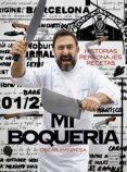 MI BOQUERÍA - 9788408191735 - OSCAR MANRESA