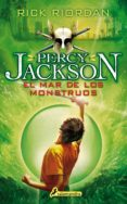 EL MAR DE LOS MONSTRUOS (EBOOK) - 9788415470335 - RICK RIORDAN
