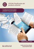 (I.B.D.) PLANIFICACIÓN DEL PRODUCTO EDITORIAL. ARGN0109 - PRODUCCIÓN EDITORIAL - 9788416271535 - VV.AA.