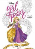 ARTETERAPIA: DISNEY GIRL POWER - 9788416857135 - VV.AA.