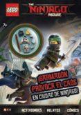 THE LEGO NINJAGO MOVIE: ¡GARMADON PROVOCA EL CAOS EN CIUDAD DE NINJAGO! - 9788417206635 - VV.AA.