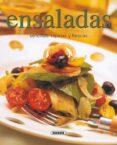 ENSALADAS, SIMPLES, RAPIDAS Y FRESCAS (EL RINCON DEL PALADAR) - 9788430542635 - VV.AA.