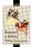 ROMEO Y JULIETA - 9788466751735 - WILLIAM SHAKESPEARE