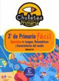 ejercicios para 3º de primaria (ebook)-gabriela pro-9788467008135