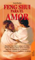 FENG SHUI PARA EL AMOR - 9788479273835 - SARAH BARTLETT