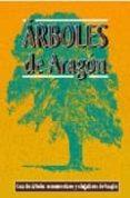 ARBOLES DE ARAGON: GUIA DE ARBOLES MONUMENTALES Y SINGULARES DE A RAGON - 9788487601835 - VV.AA.