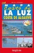 MAPA COSTA DE LA LUZ: COSTA DE ALGARVE - 9788495948335 - VV.AA.