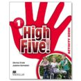 HIGH FIVE! ENGLISH 1 ACTIVITY BOOK - 9780230449145 - VV.AA.
