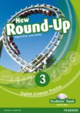 NEW ROUND UP LEVEL 3 STUDENTS  BOOK/CD-ROM PACK - 9781408234945 - VV.AA.