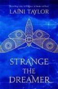 strange the dreamer-laini taylor-9781444788945