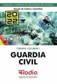 Libros de epub para descargar GUARDIA CIVIL. ESCALA DE CABOS Y GUARDIAS. TEMARIO.  VOLUMEN 1 de  9781524313845 (Literatura española)