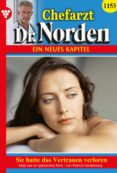 Descargas de libros gratis pdf CHEFARZT DR. NORDEN 1153 – ARZTROMAN 9783740956745 de PATRICIA VANDENBERG DJVU