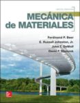 MECÁNICA DE MATERIALES - 9786071509345 - FERDINAD BEER