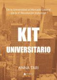 Descarga libros nuevos gratis en pdf. KIT UNIVERSITARIO. DE LA UNIVERSIDAD AL MERCADO LABORAL DE LA 4ª REVOLUCIÓN INDUSTRIAL 9788413385945 de TARÍ SÁNCHEZ ANNA