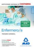 ENFERMERO/A DE LAS INSTITUCIONES SANITARIAS DE CANTABRIA: TEMARIO GENERAL - 9788414214145 - VV.AA.