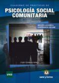 CUADERNO DE PRACTICAS DE PSICOLOGIA SOCIAL COMUNITARIA (2ª ED.) - 9788416466245 - ITZIAR FERNANDEZ SEDANO